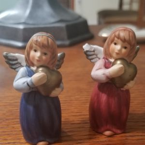 Goebel Angel with Heart